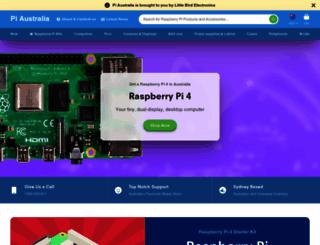 piaustralia.com.au screenshot