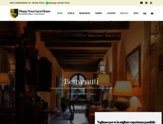 piazzanova.com screenshot