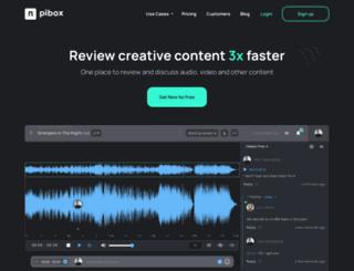 pibox.com screenshot