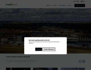 picanolgroup.com screenshot