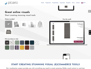 picario.nl screenshot