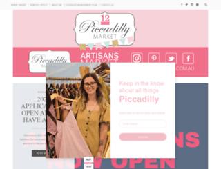 piccadillymarket.com.au screenshot