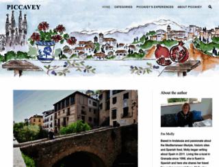 piccavey.com screenshot