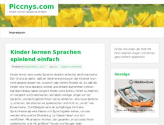 piccnys.com screenshot