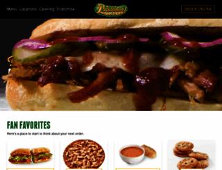 picklemans.com screenshot