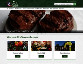 picktnproducts.org screenshot