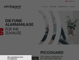 picoguard.de screenshot