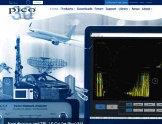 picotech.com screenshot