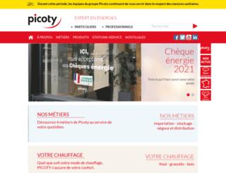 picoty.fr screenshot
