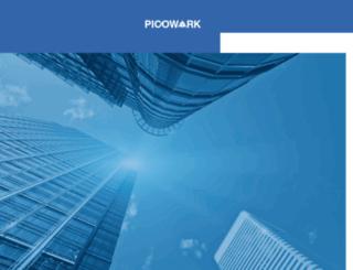picowork.com screenshot