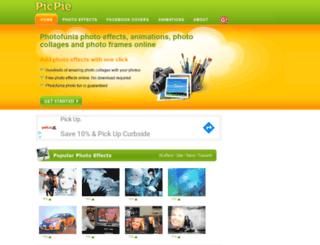 picpie.com screenshot
