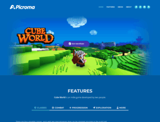 picroma.com screenshot