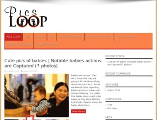 picsloop.com screenshot
