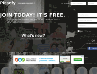 picsofy.com screenshot