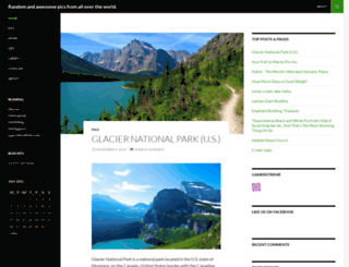 picsrandom.wordpress.com screenshot