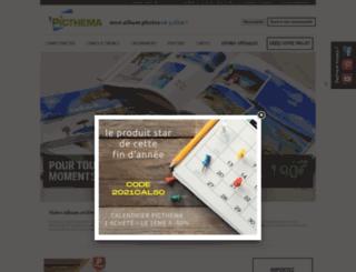 picthema.fr screenshot
