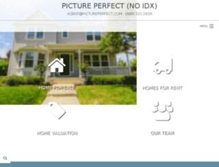 pictureperfect-noidx.aethemes.com screenshot