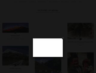 pictures-of-nepal.com screenshot