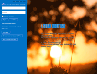 picyoo.com screenshot