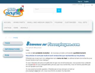 piecesplaymo.com screenshot