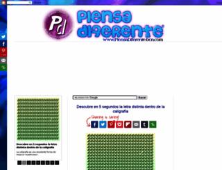 piensadiferente-bcn.com screenshot