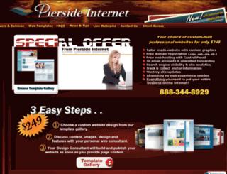 piersideinternet.com screenshot