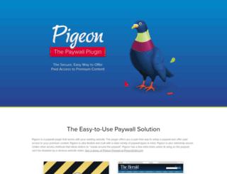 pigeonpaywall.com screenshot