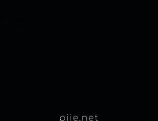 piie.net screenshot