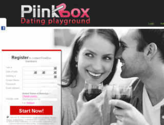 piinkbox.com screenshot