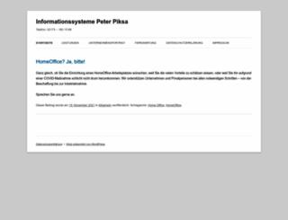piksa.info screenshot