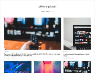 piktureplanet.com screenshot