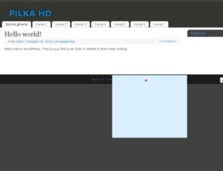 pilahd.com.pl screenshot