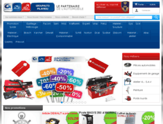 pilayrou.fr screenshot