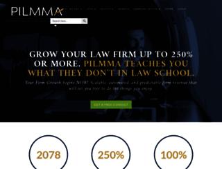 pilmma.org screenshot