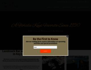 pilothousemarina.com screenshot