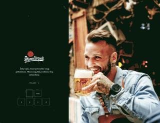 pilsner.pl screenshot