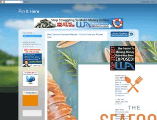 pin-it-here.blogspot.com.au screenshot