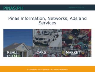 pinas.ph screenshot