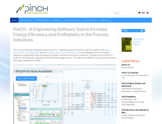 pinch-analyse.ch screenshot