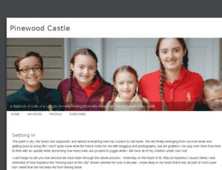 pinewoodcastle.typepad.com screenshot