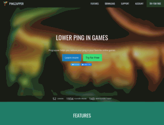 pingzapper.com screenshot