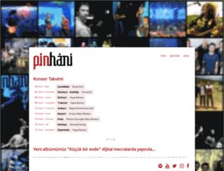 pinhani.com screenshot