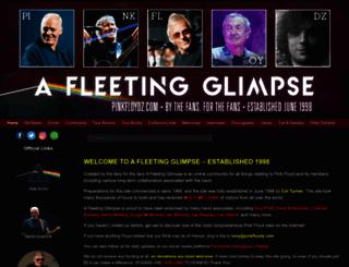 pinkfloydz.com screenshot