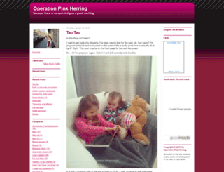 pinkherring.typepad.com screenshot