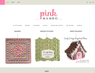 pinkmambo.com screenshot