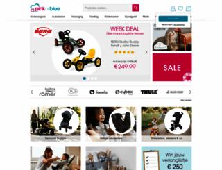 pinkorblue.nl screenshot