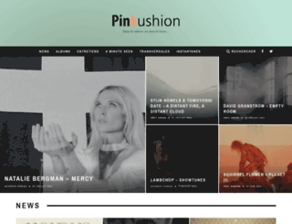 pinkushion.com screenshot