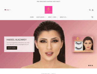 pinkygoat.com screenshot