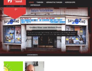 pinneberg-journal.de screenshot
