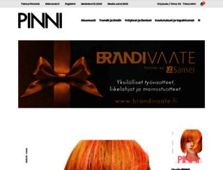 pinni.fi screenshot